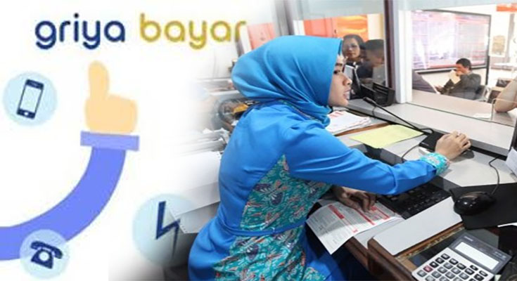 Usaha loket Pembayaran Online PPOB Bank BTN